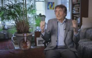 Záborszky László agykutató az M5 Amerikában jártunk…mestersége címere… című műsorában