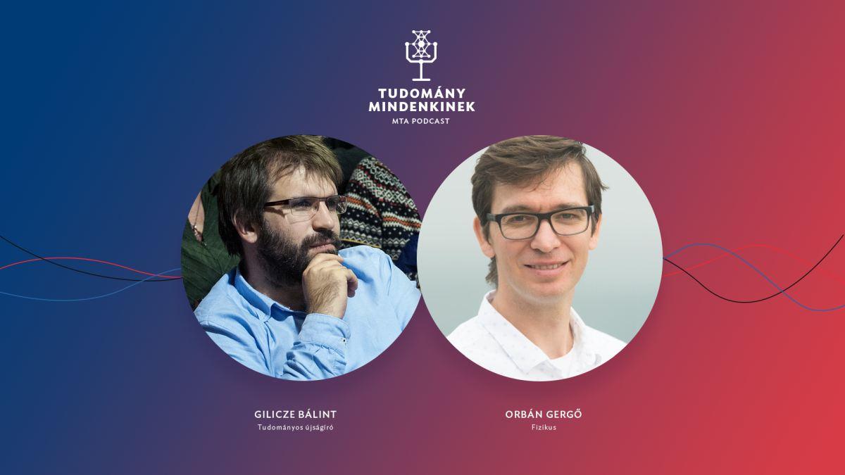 Az agy matematikája - beszélgetés Orbán Gergővel - forrás: mta.hu