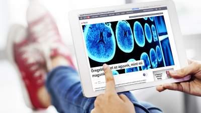Időskori demencia előrejelzése, Vidnyánszky Zoltán kutatása