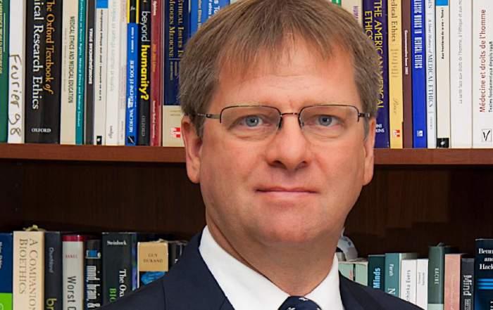 Oberfrank Ferenc, az MTA KOKI ügyvezető igazgatója - forrás: MTA KOKI