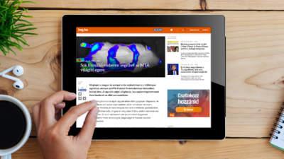 Világító egér a sajtóban, címlapi kép - forrás: http://graphicgoogle.com/free-ipad-air-mockup/